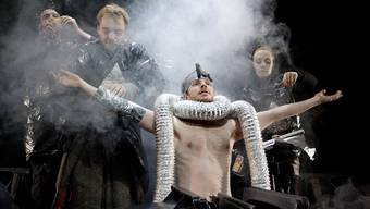 Moses-Musical im Theater Basel: Klamauk und Slapstick