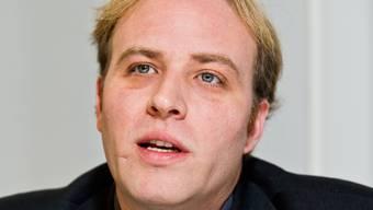 «Nur positive Reaktionen»: Marco Hardmeier tritt als Präsident der SP Aargau zurück.