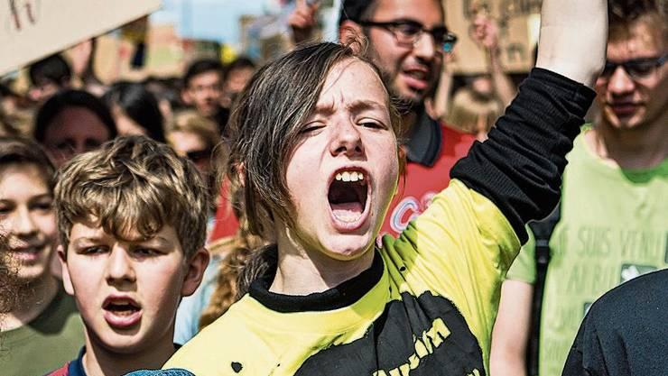 Sorgt der Klimastreik für neue Bewegung beim Thema Stimmrechtsalter 16?