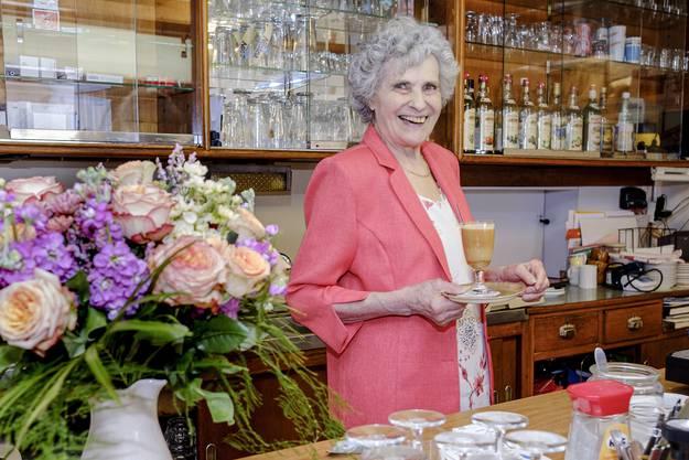 Erna Hammel hat 59 Jahre im Schwarzbubenland gewirtet und dem Beizensterben getrotzt. 2019 hat sie ihre Beiz geschlossen.