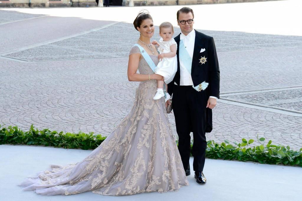 Prinzessin Victoria und Prinz Daniel (© Getty Images)