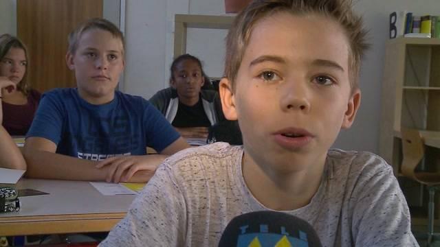 Kantonale Premiere beim Schulbeginn