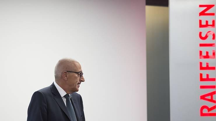 Bruno Gehrig stellte sich als Chefermittler für eine externe Untersuchung der Ära Pierin Vincenz (Bild) zur Verfügung.