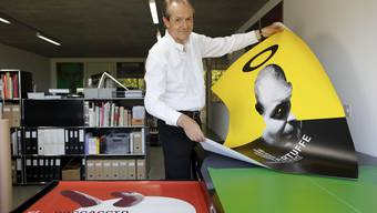 Stephan Bundi ist fürs Theater Biel Solothurn tätig.