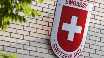 EDA schliesst als Sparmassnahme gewisse Konsulate (Symbolbild)