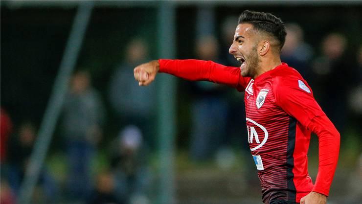 FCA-Topksorer Varol Tasar wird vom FC Luzern und vom FC Lugano umgarnt.