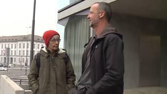 Das sagten Martina und Beni Hess nach dem Urteil am Donnerstag in Baden gegenüber Tele M1.