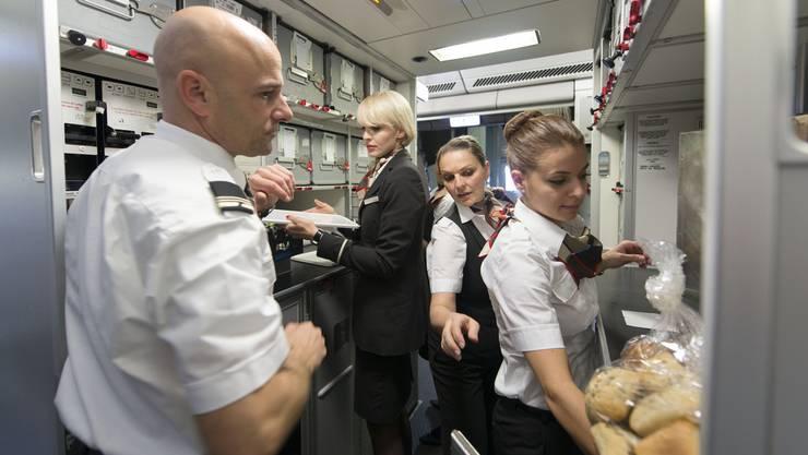 Der Swiss-Service an Bord soll nachhaltiger werden.
