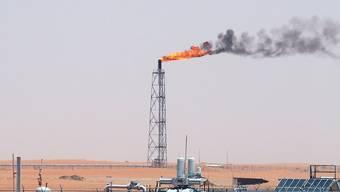 Saudi-Arabien will seine Wirtschaft aus der starken Abhängigkeit von Erdöl und Erdgas loslösen (Archiv)