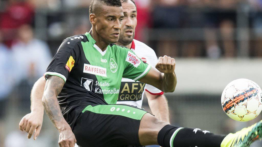 Martin Angha spielt künftig für Sion.