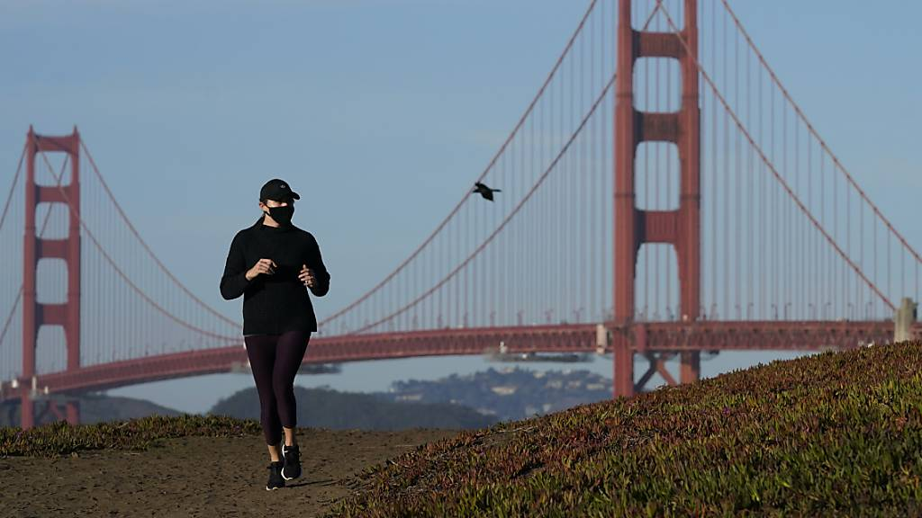 Summende Golden Gate – Musiker nimmt Duett mit berühmter Brücke auf