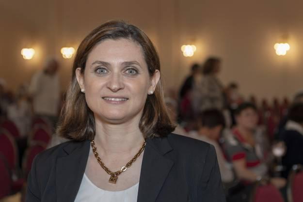 Die frühere Spitzenfechterin Gianna Hablützel-Bürki präsidiert den Verein Swiss Olympians und fordert eine Verschiebung der Olympischen Spiele.