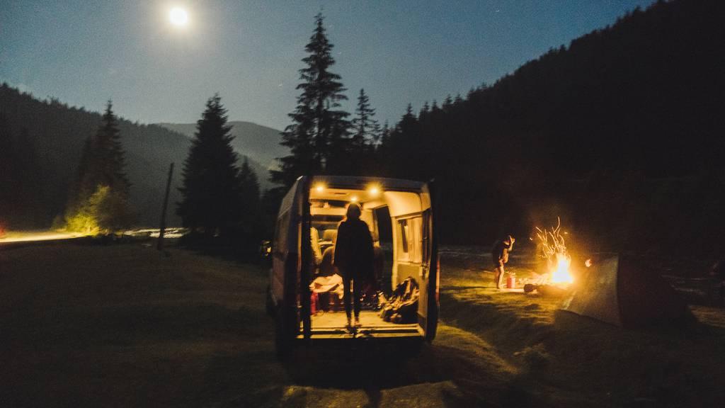Abfall neben Bussen: «Camper müssen Verantwortung übernehmen»