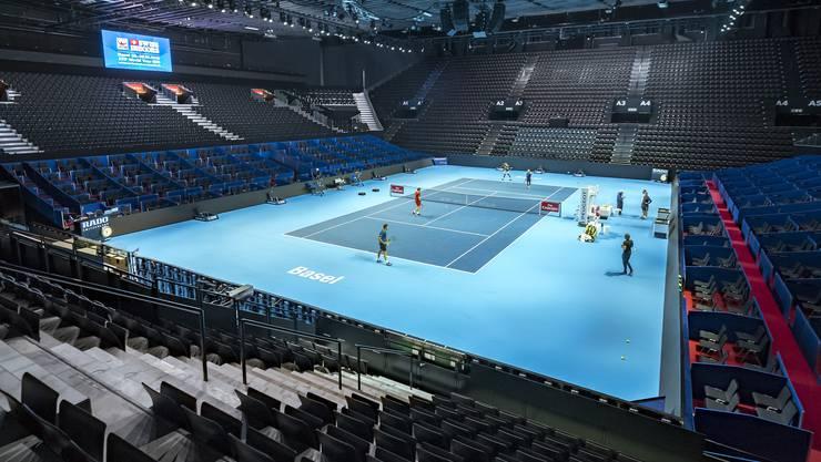 Die Swiss Indoors sollen nicht mehr mit Swisslos-Geldern unterstützt werden. Der Landrat fordert ein Stopp der Auszahlung.