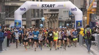 6. IWB Marathon Basel 2015