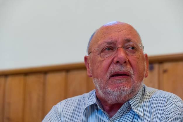 Hans Ulrich Reber, parteilos, bisher: 839