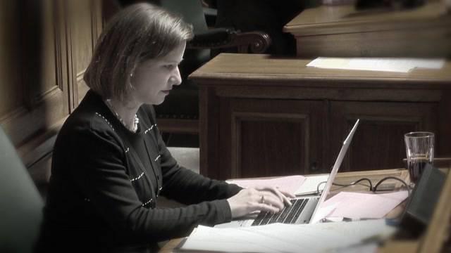 Christa Markwalder kann wieder aufatmen