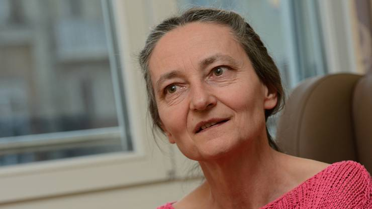 Erika Preisig Sterbebegleiterin