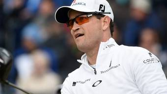 Der unauffällige Zach Johnson triumphiert in St. Andrews