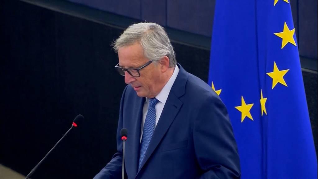 EU-Rahmenabkommen: Jean-Claude Juncker bereit für Klärung