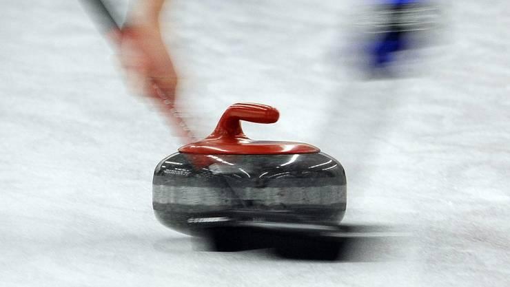 Der Curling-Nachwuchs wird sich in Basel messen.