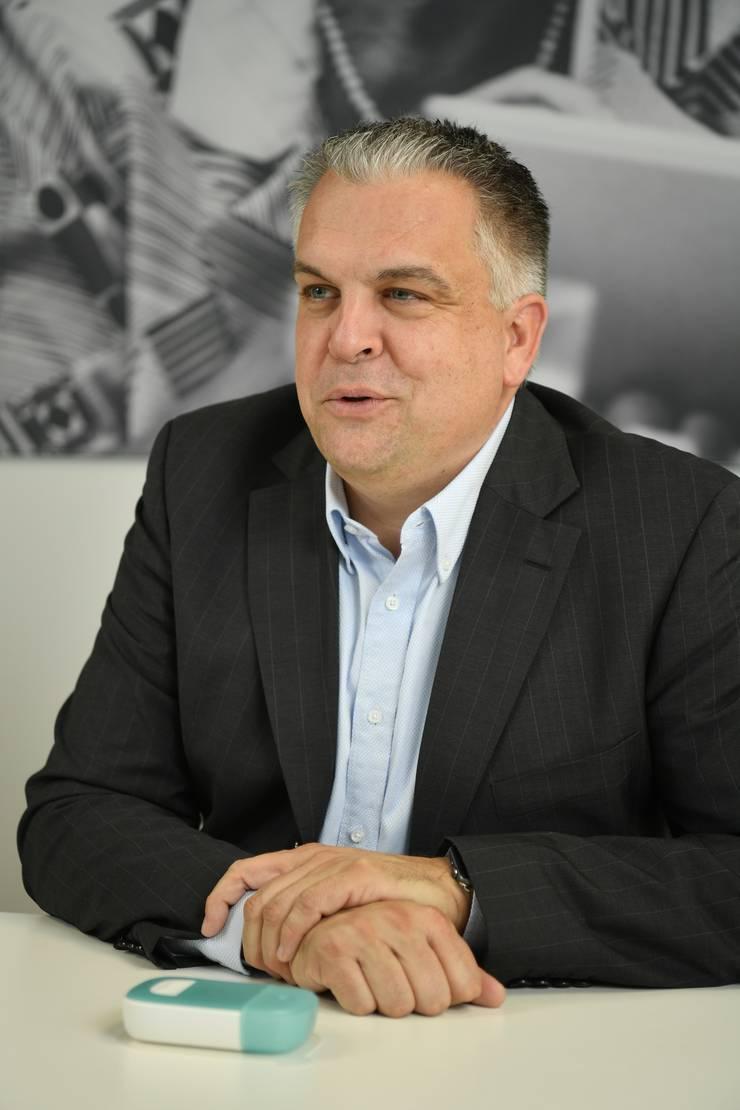 CEO Derek Brandt