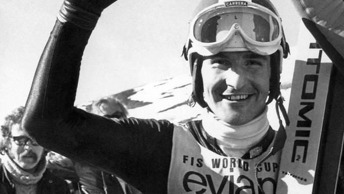 Tödlich verunglückt: In den 1960er- und 1970er-Jahren gewann der österreichische Skirennfahrer Reinhard Tritscher vier Weltcuprennen