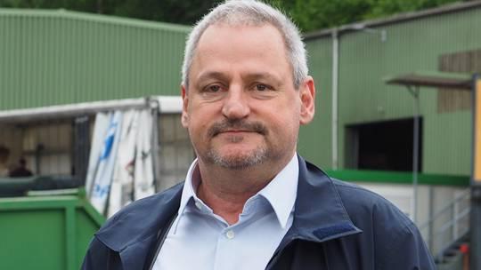 George Winet, PräsidentFricktaler Baugenossenschaft.