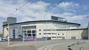 Hallenstadion in Zürich-Oerlikon