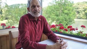 Der Historiker Max Baumann stellt sein neustes Werk «Rauhe Sitten sind nicht Sünde» am Mittwoch, 10. September in Stilli vor.