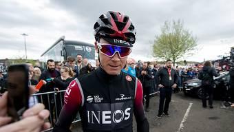 Chris Froome verpasst die diesjährige Tour de France.