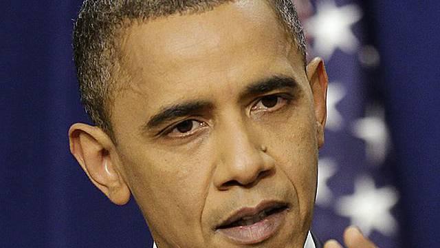 US-Präsident Obama verurteilt Attentat (Archiv)