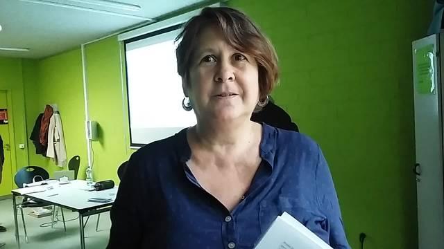 Bea Schwager ist Präsidentin des Vereins Züri City Card.