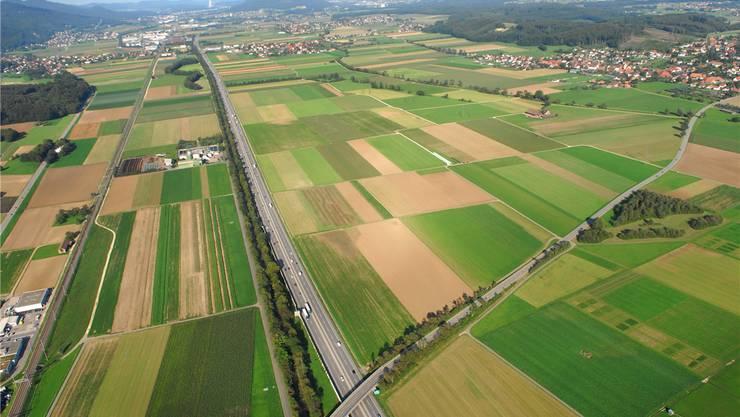 A1 westlich von Oberbuchsiten: Das Bundesamt findet einen Tunnel für den Sechsspurausbau zu teuer.