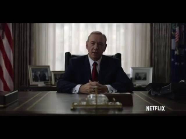 House of Cards Season 4 Teaser Trailer 2 (2016) Kevin Spacey Netflix
