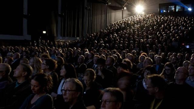 Mehr als 55'000 Zuschauer an den Solothurner Filmtagen
