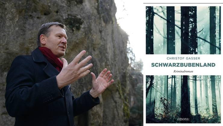Christof Gasser und sein Krimi Schwarzbubenland