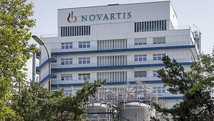 Novartis investiert in der Schweiz: Bis in drei Jahren sollen in Stein (AG) bis zu 450 neue Stellen geschaffen werden. (Archiv)