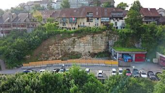 Die Idee für ein Parkhaus liegt vor, die Pläne noch nicht.