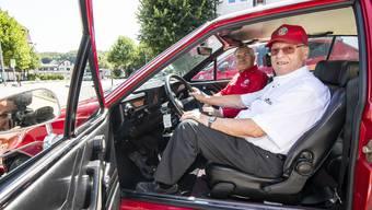 Alfa Romeo Club «Tempi passati»