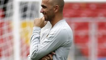 Will mit Belgien vor der letzten Runde in der Gruppe H alles klarmachen: Trainer Roberto Martinez