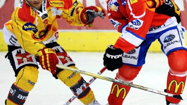 ZSC Lions - SCL Tigers