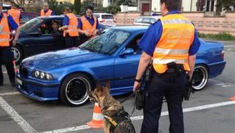 «Ob die Autofahrer tatsächlich vermehrt langsamer gefahren sind, ist ungewiss», sagt der Polizeikommandant. (Symbolbild)