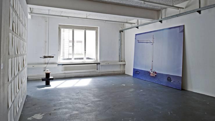 In den ehemaligen ZHDK-Gebäuden stellt die Stadt Künstlern nun Raum zur Verfügung.