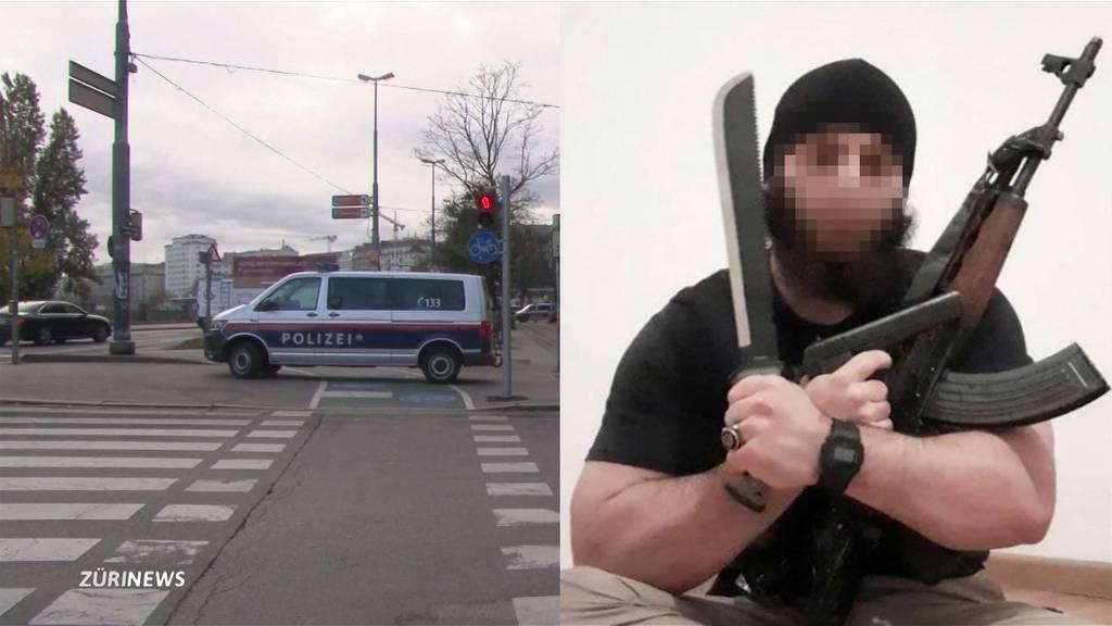 Grosse Anteilnahme nach Terroranschlag in Wien