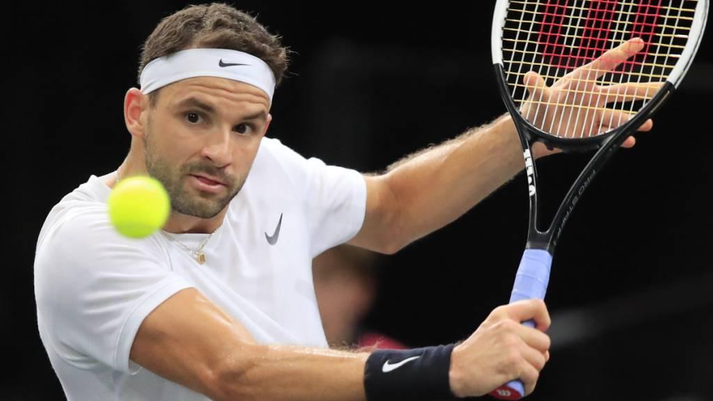 Bulgarien ersetzt die Schweiz beim ATP Cup