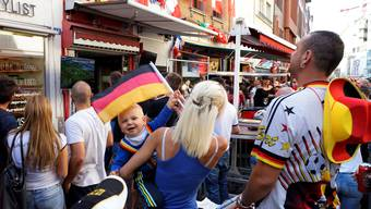 WM-Public Viewing in Basel