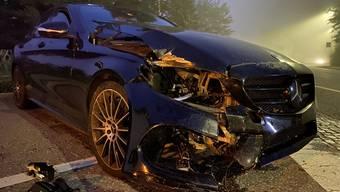 Unfall in Wohlen (Juni 2020)