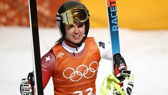 Die letztjährige Olympia-Teilnehmerin Joana Hählen will trotz eines Kreuzbandrisses auch die komplette WM-Saison bestreiten