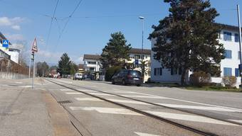 Das Bipperlisi soll nach der Sanierung der Baselstrasse zweigleisig fahren